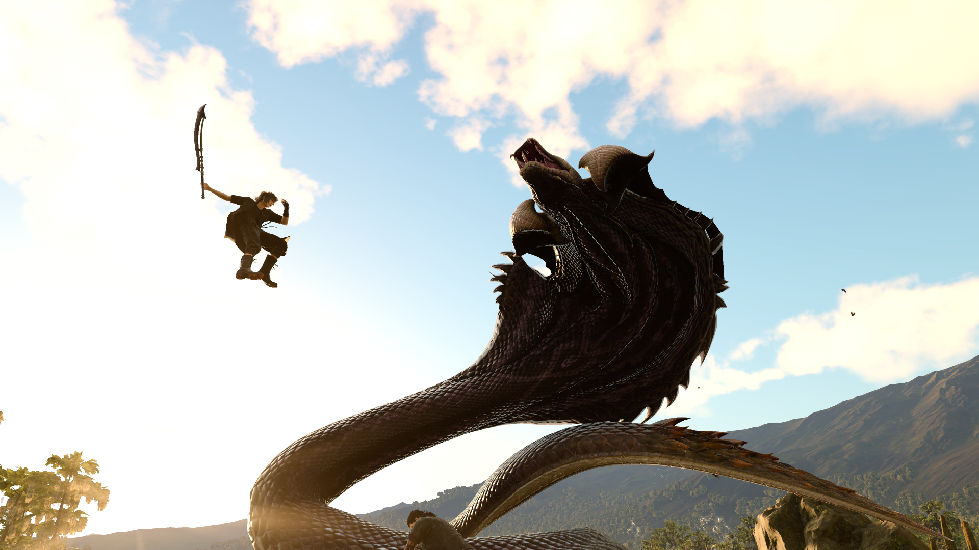 Final Fantasy XV Windows Edition: hands on with the PC port