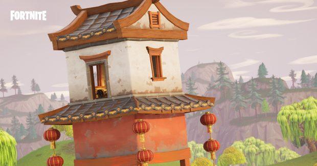 Fortnite shrines