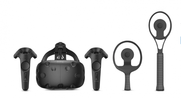 HTC Vive Racket Bundle