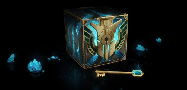 League of Legends Hextech Loot Crate
