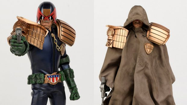 Judge Dredd Figure