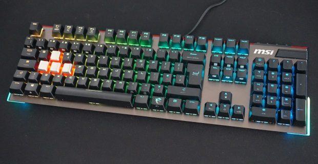 MSI GK80