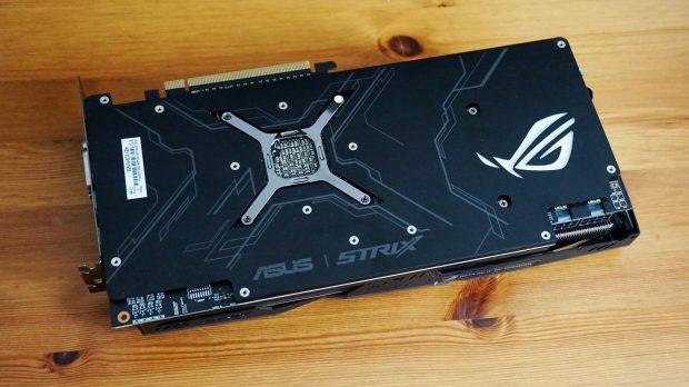 AMD RX Vega 56 rear