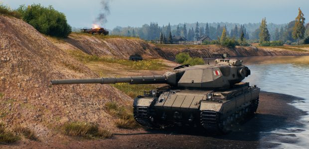 World of Tanks 1.0 interview