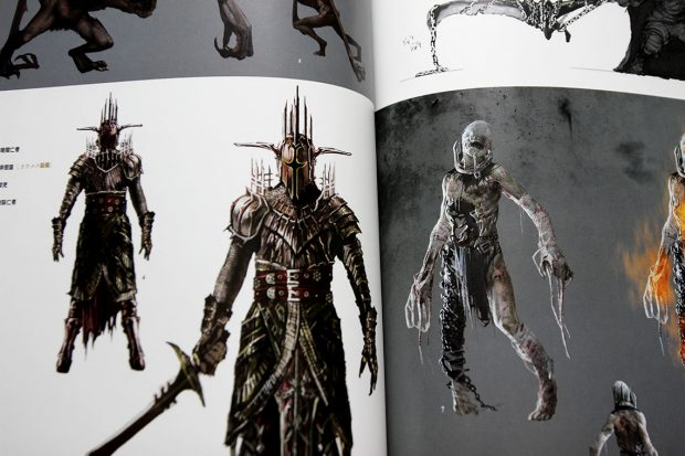 dark souls 2 design works inside