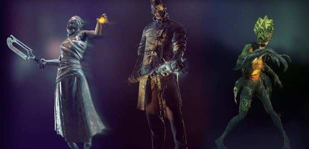 Dead By Daylight making DLC characters unlockable