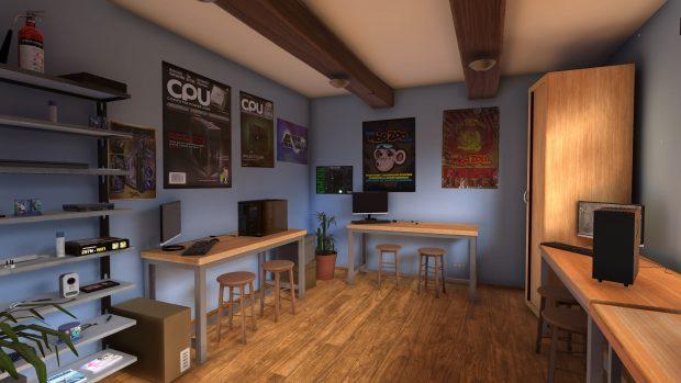 PC Building Simulator workspace