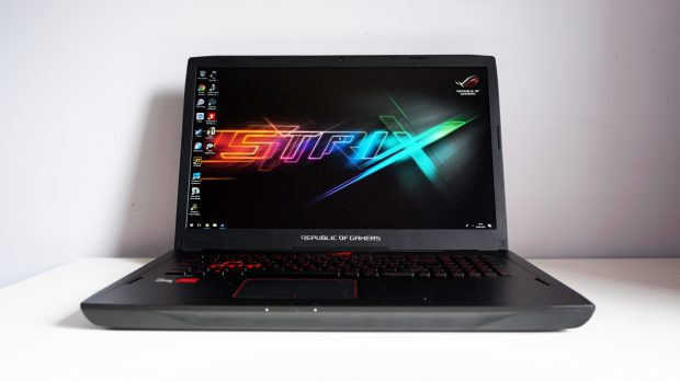 Asus GL702ZC face on