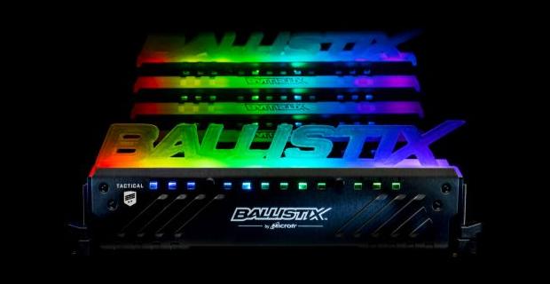 3d print your own rgb light bar with ballistixs new ddr4 ram rock ballistix tactical tracer ram aloadofball Images