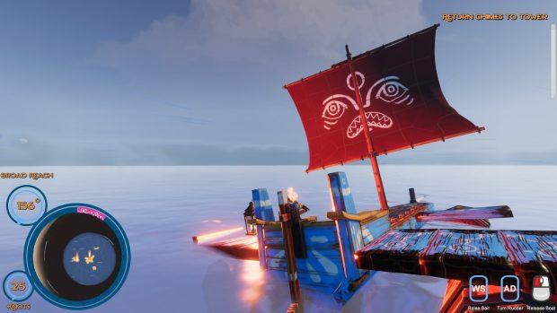 Make Sail 8