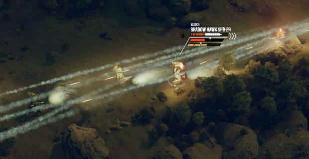 battletech lrms