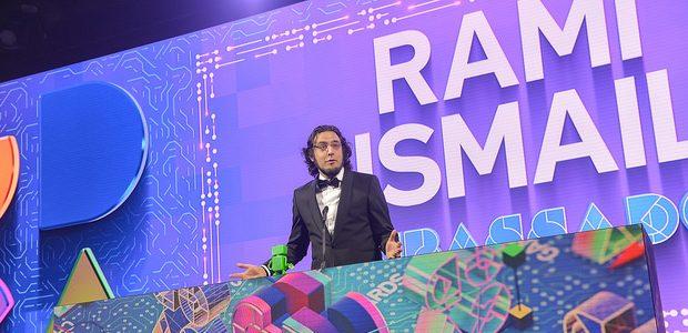 Rami, at IGF 2018
