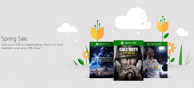 xbox-live-spring-sale-deal