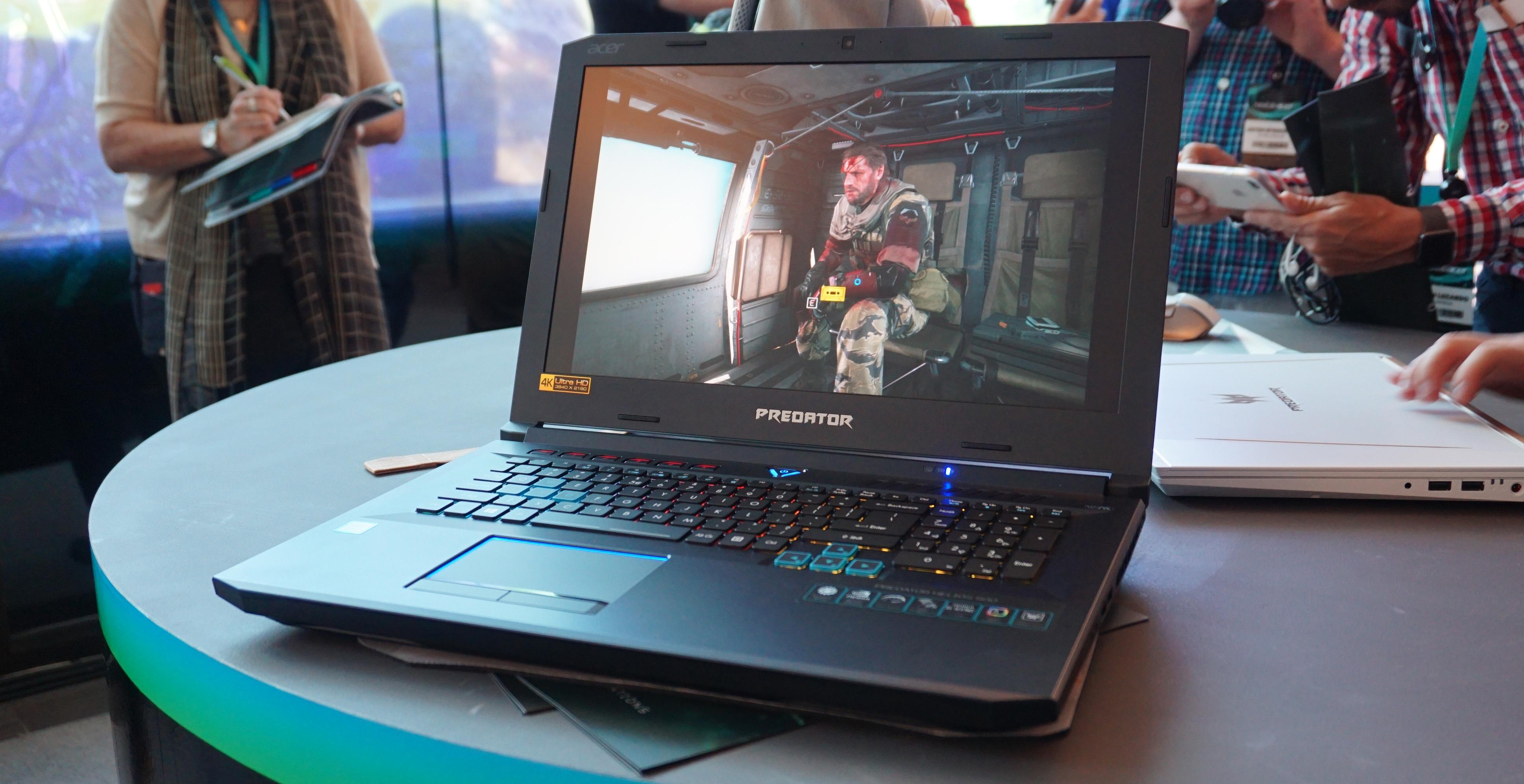 Acer Predator Helios 500 review: hands on   Rock Paper Shotgun