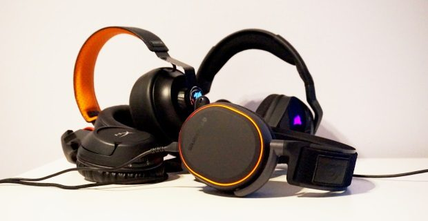Best gaming headsets 2018