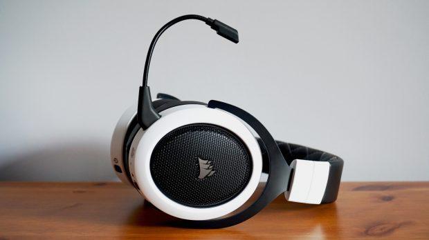 Corsair HS70 mic