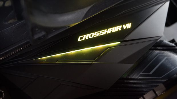 Asus ROG Crosshair VII Hero RGB