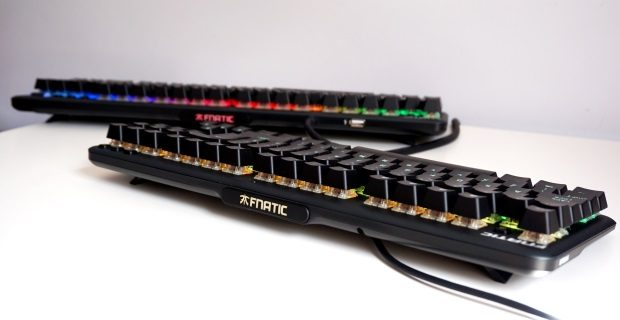 Fnatic Streak keyboards