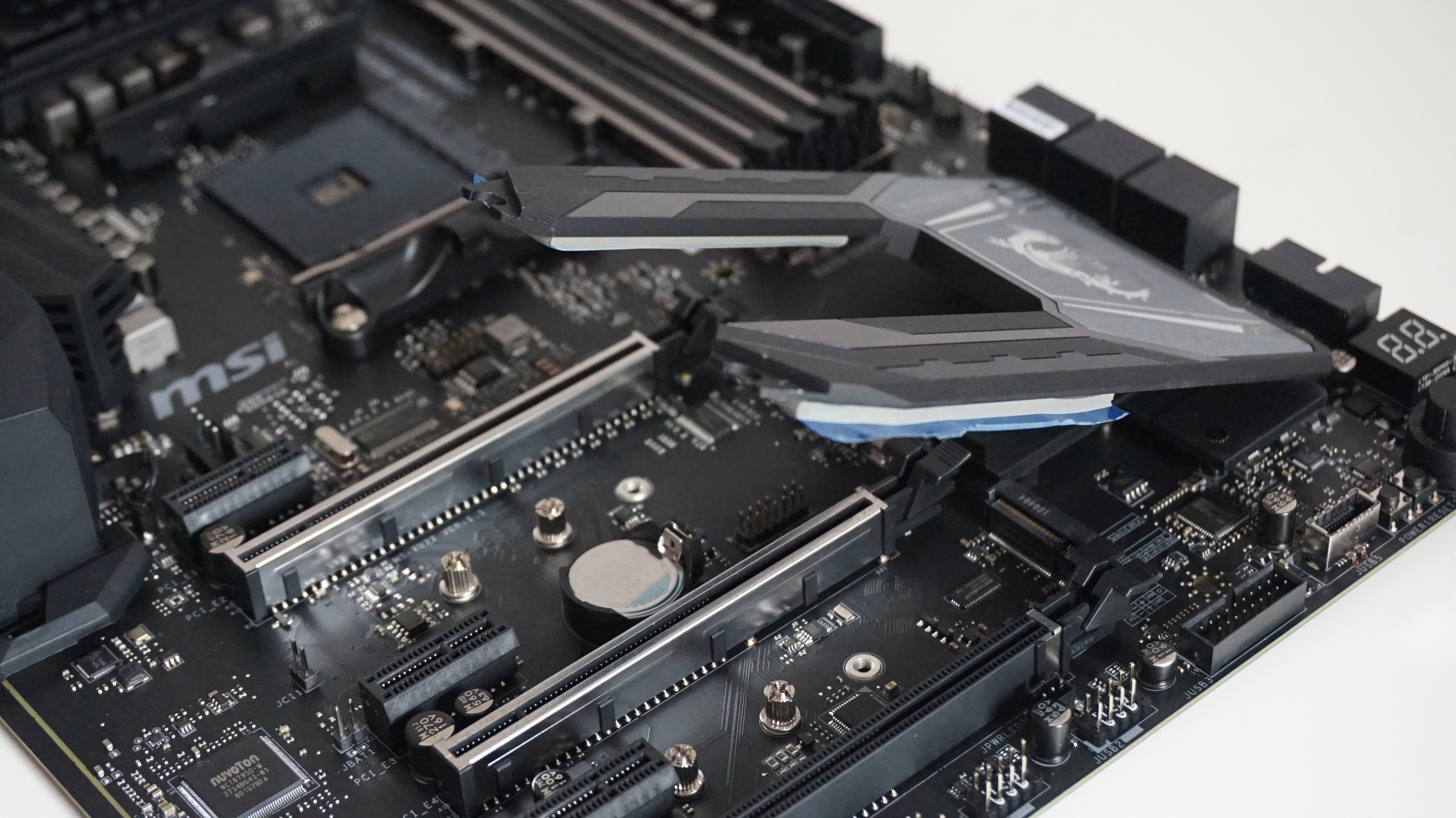MSI X470 Gaming M7 AC review: Easy overclocking for Ryzen+ | Rock