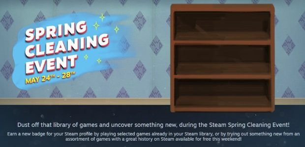 Steam Spring Cleaning