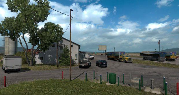 ats oregon truck stop