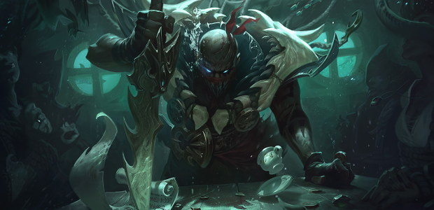 League of Legends subsequent hero is a vengeful ghostpirate