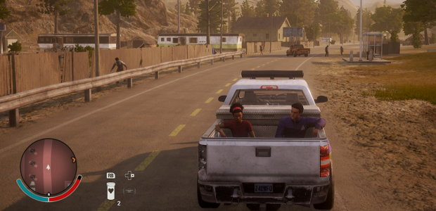 State Of Decay 2 tweaks: FoV, mouse smoothing + more   Rock