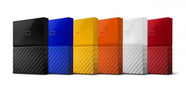 wd passport