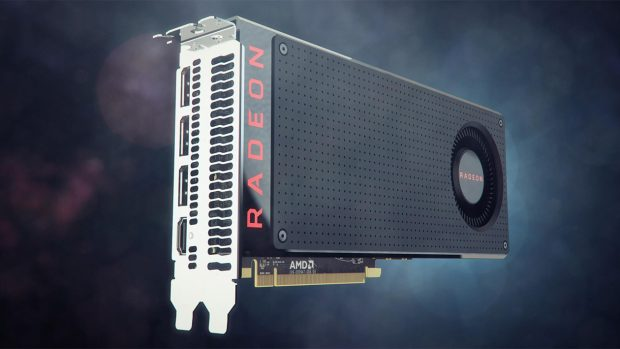 AMD radeon-rx480