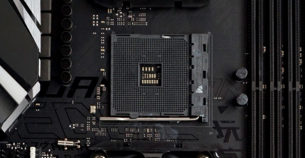 AM4 motherboard socket