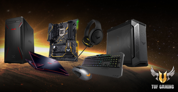 Asus new TUF Gaming range