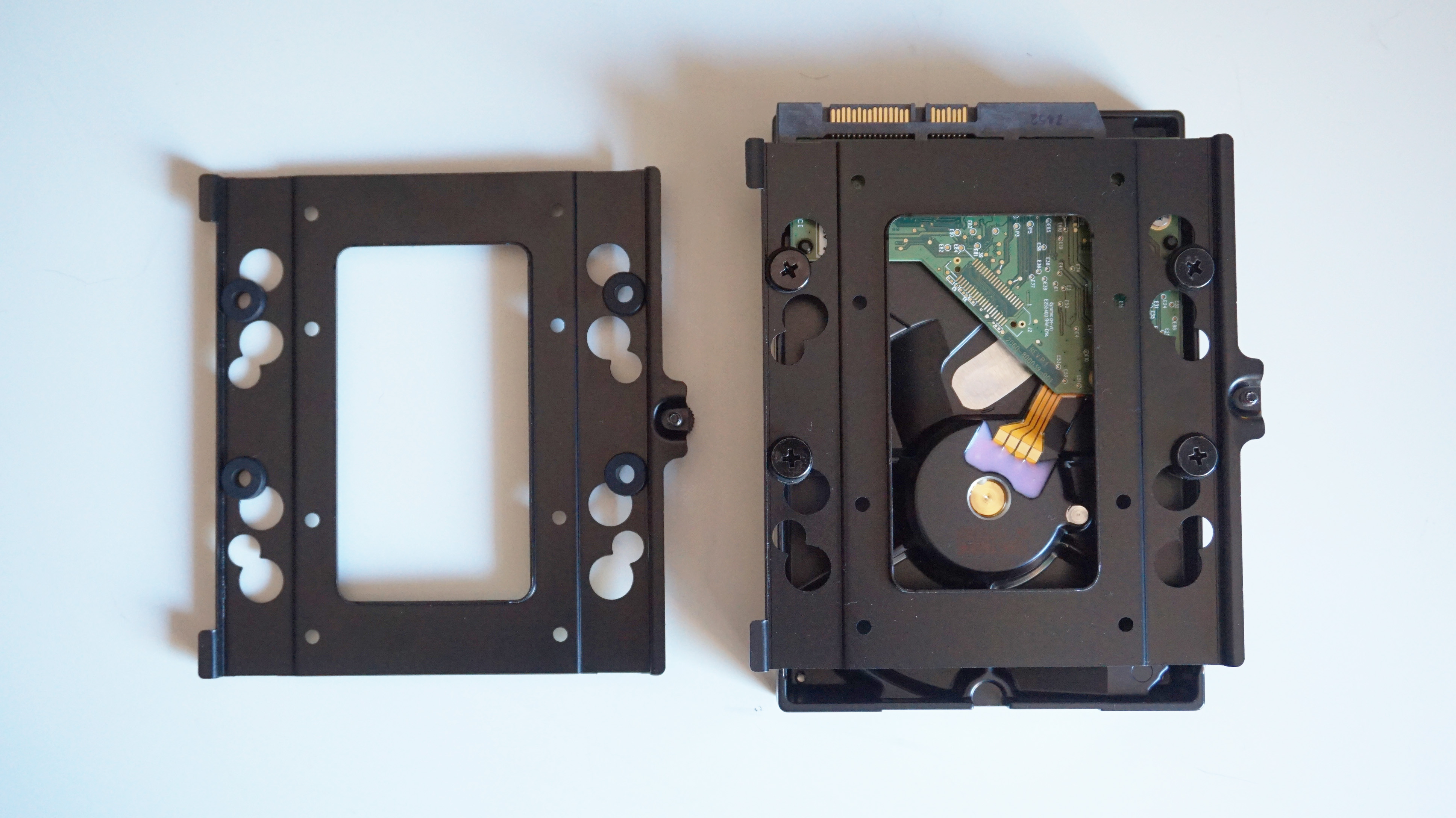 How to install SSDs / HDDs | Rock Paper Shotgun
