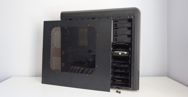 How to put PC back together again
