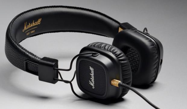 Marshall II headphones