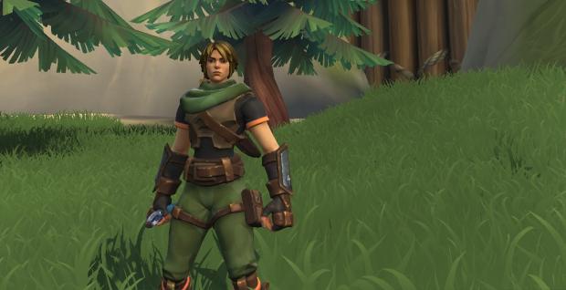 The hunter class