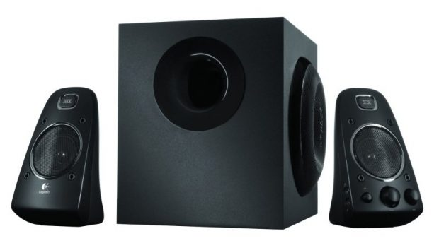 logitech speaker