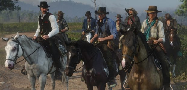 red dead PC