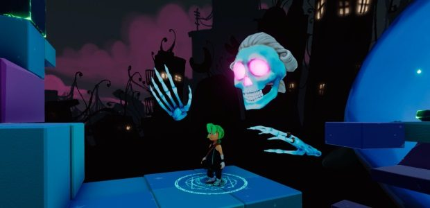Carly & The Reaperman: Escape From The Underworld
