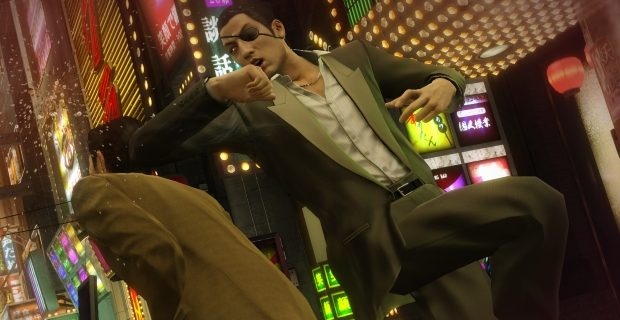 Coming soon to YouTube: 'Top 10 Ways To Hurt People With Your Elbow In Yakuza 0'