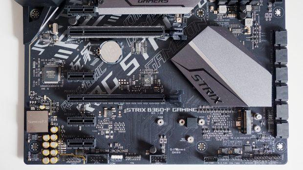 Asus ROG Strix B360-F Gaming PCIe