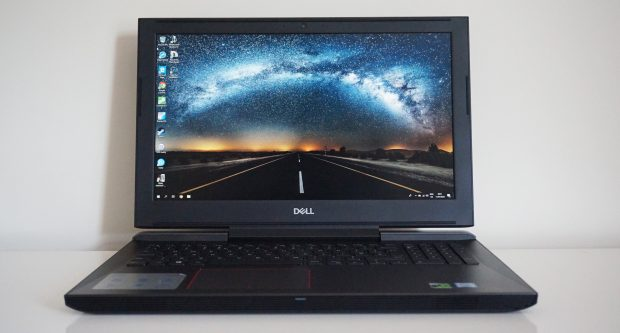 Dell G5 15 face on