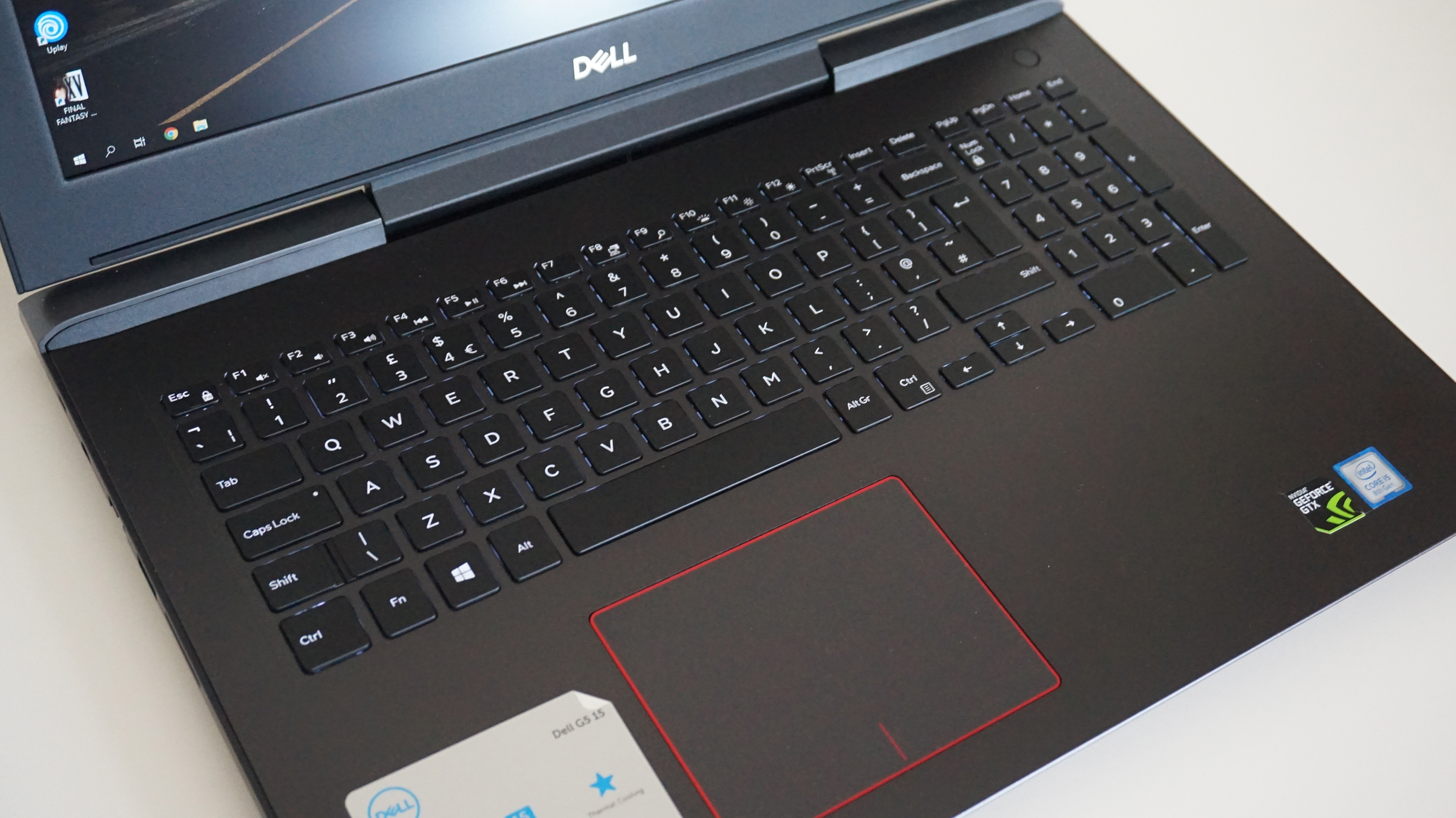 Dell Inspiron G5 15 Review Rock Paper Shotgun Love Test Game Circuit By 8 Led Keyboard