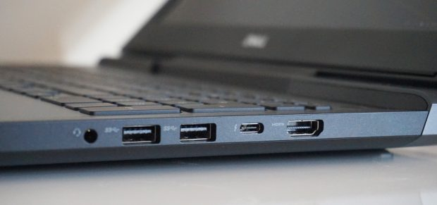 Dell G5 15 ports right