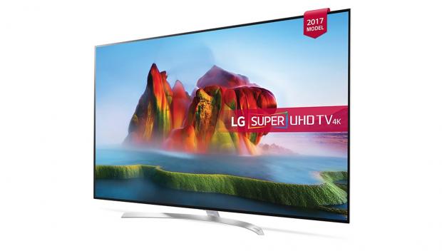 LG 55SJ850V 55 4K Super Ultra HD HDR Smart TV