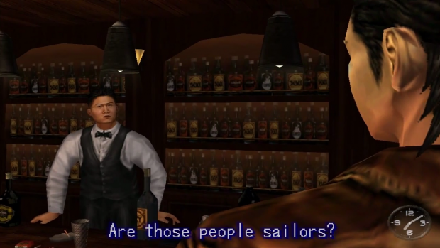 are those people sailors