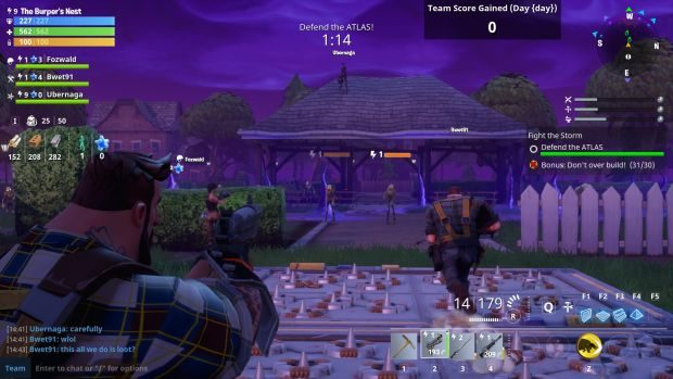 Fortnite Game Chat Not Working Ps4