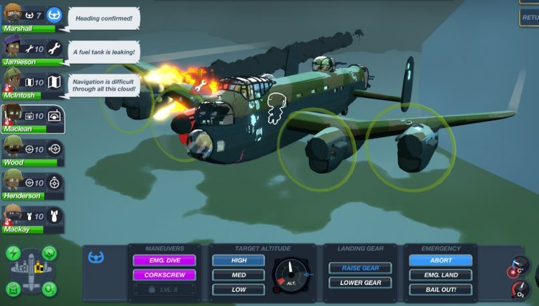 Bomber Crew DLC plans: B-17 incoming? | Rock, Paper, Shotgun