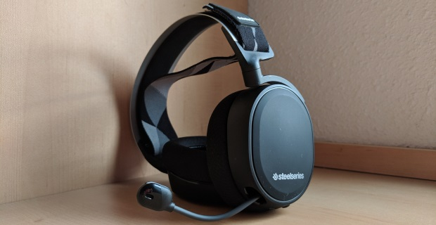 898e10db77a I know I bang on about the Steelseries Arctis 7 a lot, but it is truly the  best gaming headset I've ever had – and now it's going for as little as ...