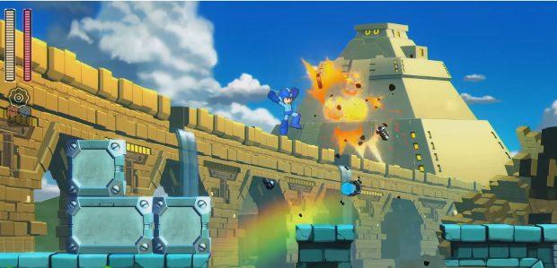 Mega Man 11 Ori Coming Game Pass