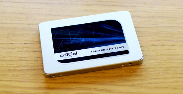 Crucial MX500 - Best gaming SSD 2020
